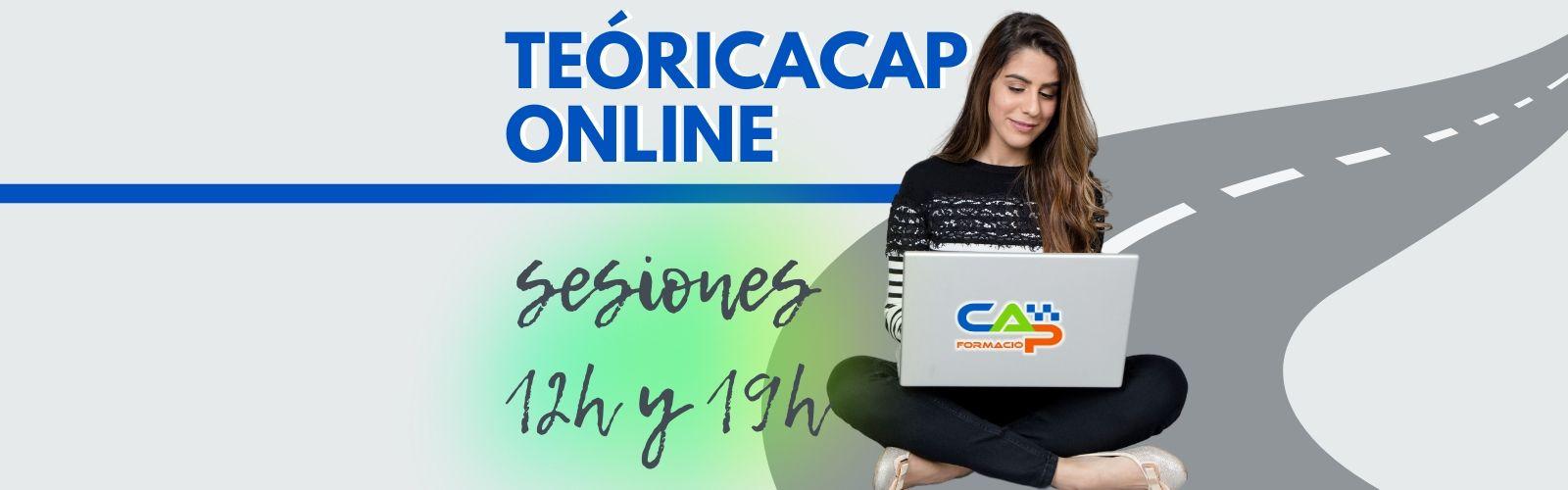 Nuevo método teórica Online CAP